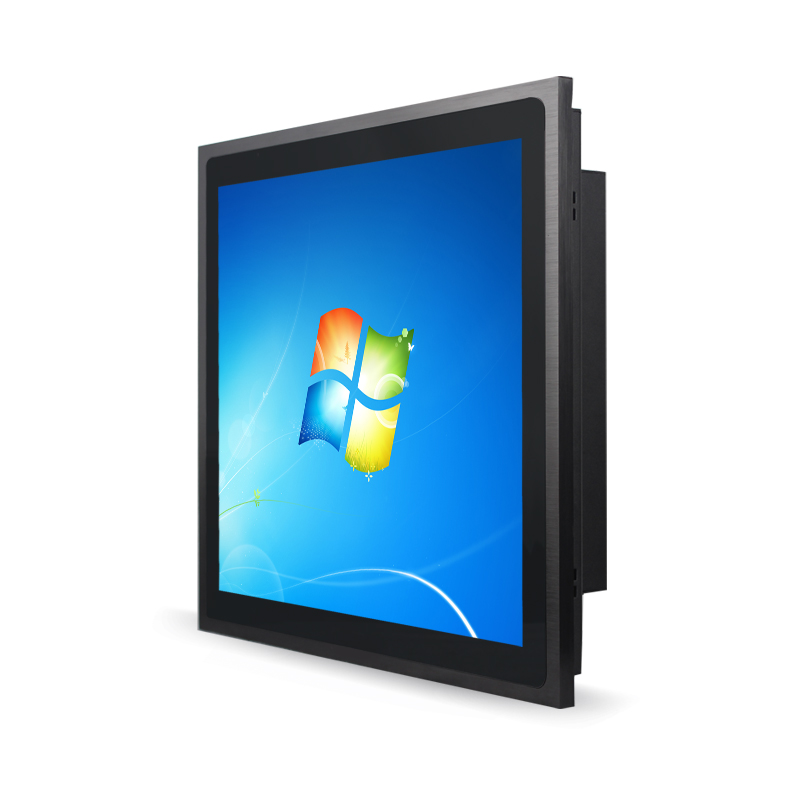 10mm Bezel Windows Industrial Panel PC