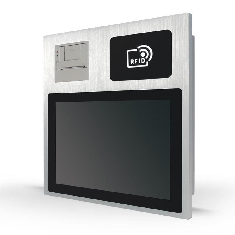 Biometric Self-Service POS Machine