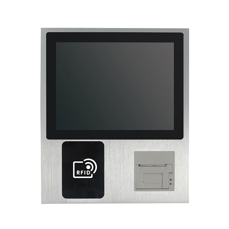 Biometric Self-Service POS Machine
