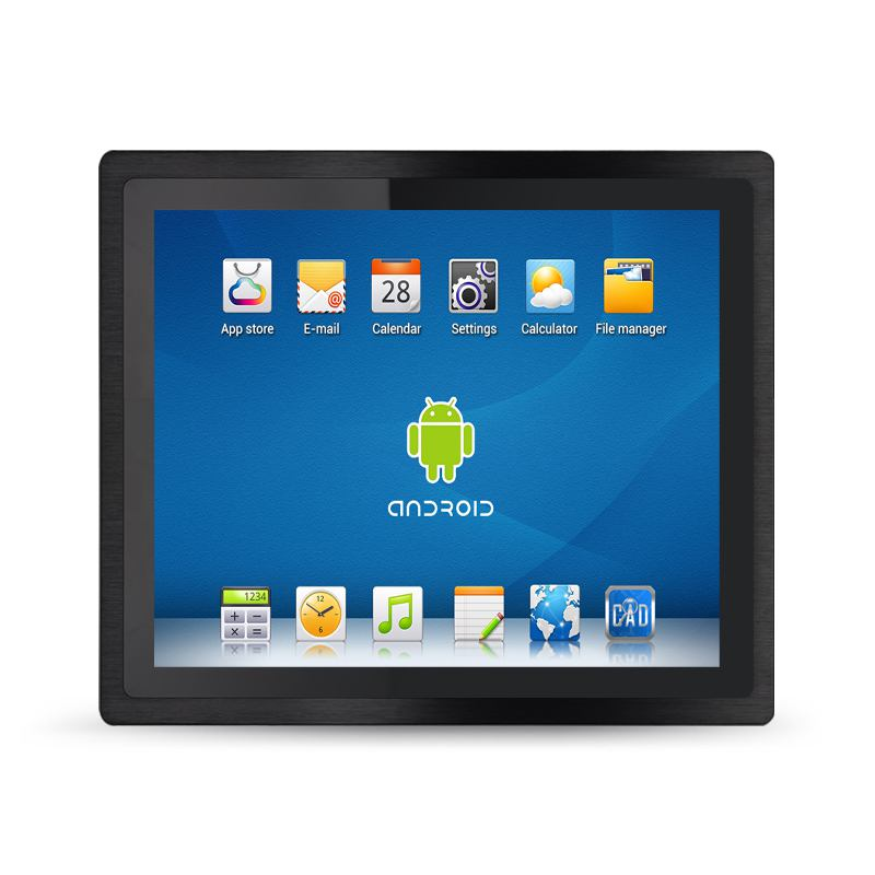 3mm Bezel Android Rugged Panel PC