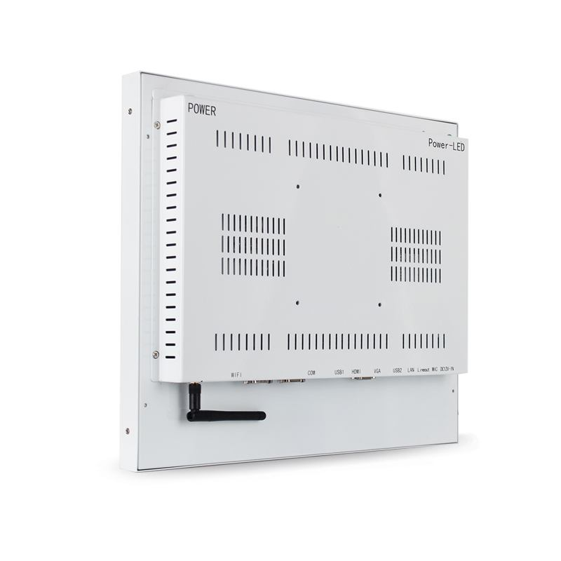 Rugged HMI Panel PC