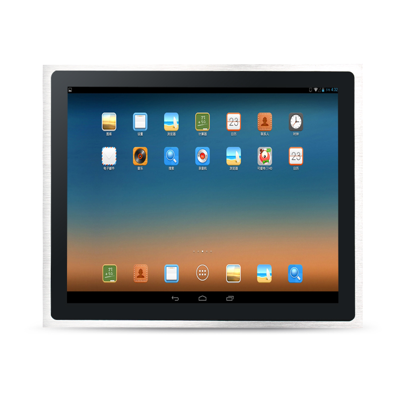 ​10mm Bezel Android Rugged Panel PC