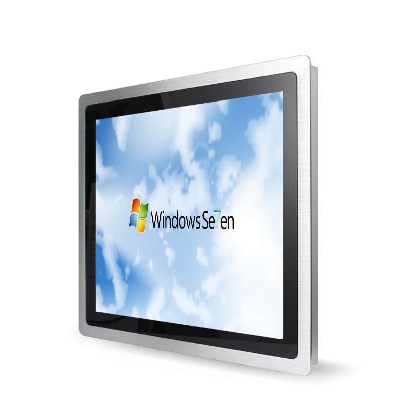 3mm Bezel Windows Industrial Panel PC