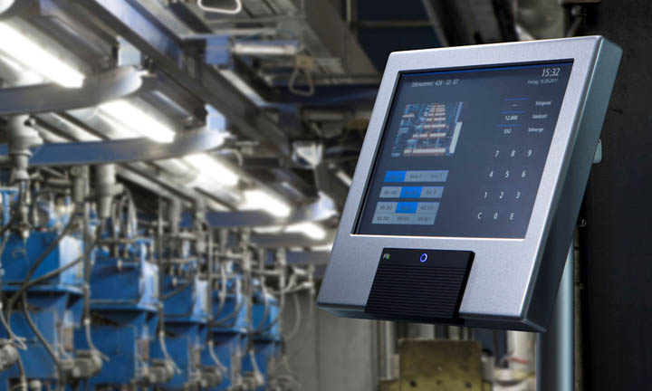 Industrial monitor has the greatest potential for increasing factory effectiveness