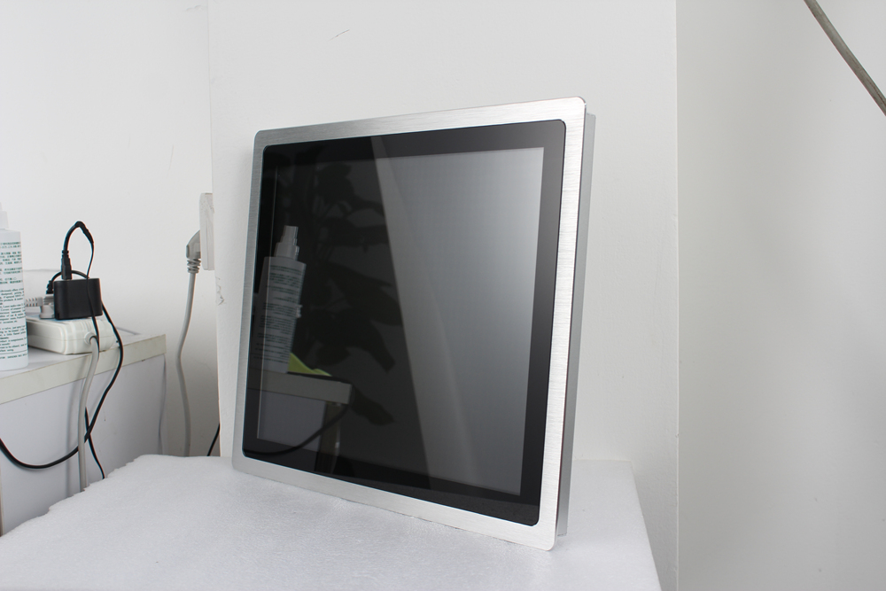 Industrial Smart All-in-one touch computer user instructions
