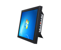 10mm Bezel Aluminum Industrial Touch Screen Monitor